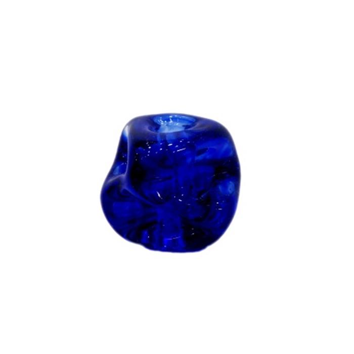 Meteoro de murano GG  azulão- MU184