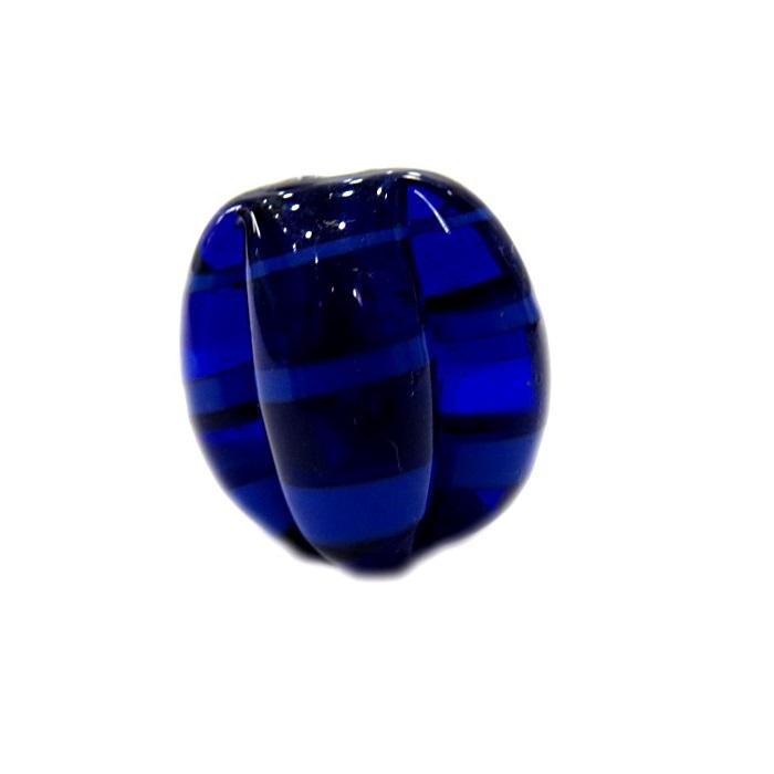 Pitanga de murano GG royal/ azulão- MU383