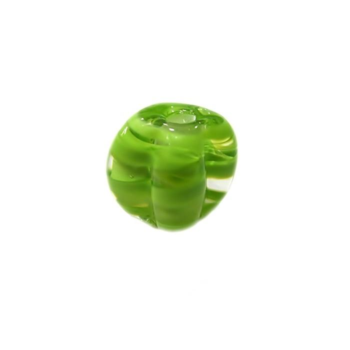 Pitanga de murano M verde pistache- MU450