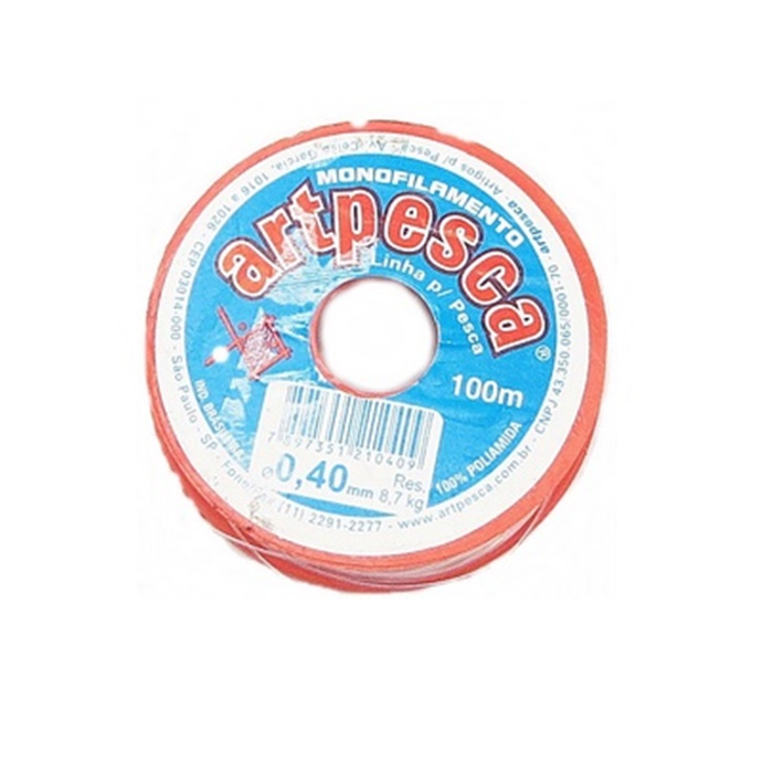 Nylon 0,40- NA005- ATACADO