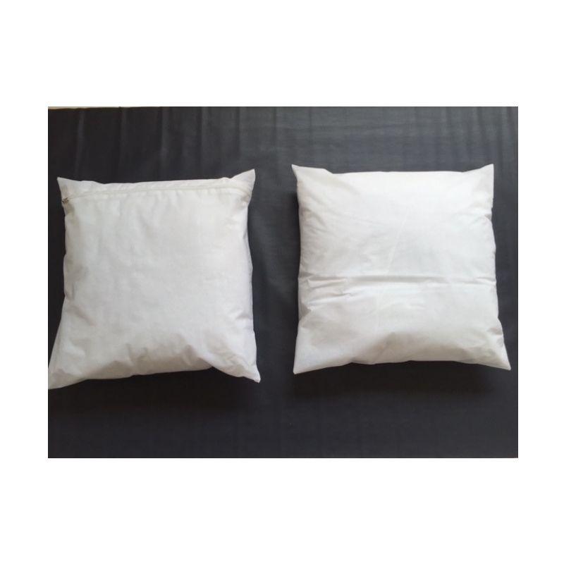 Capa antialérgica para almofada - 60x60 - Impermeável - PVC/TNT
