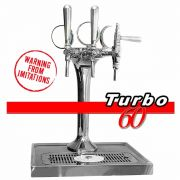 Chopeira Naja 3 Vias - Turbo 60 - Torre Suada