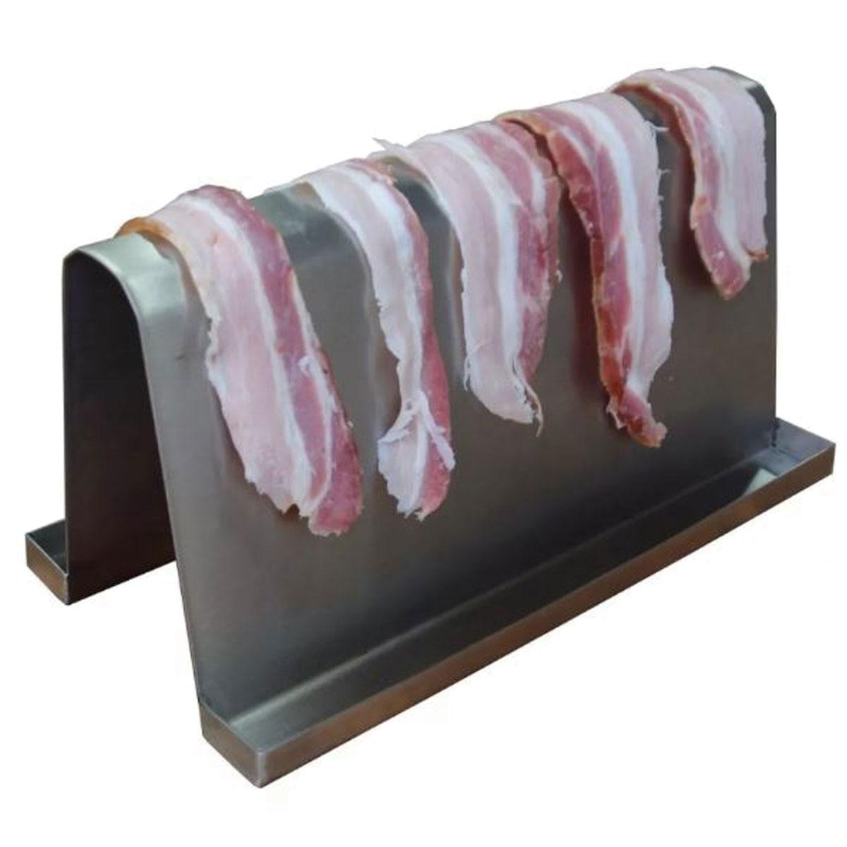 Chapa Bacon Grilling Crispy Inox 304