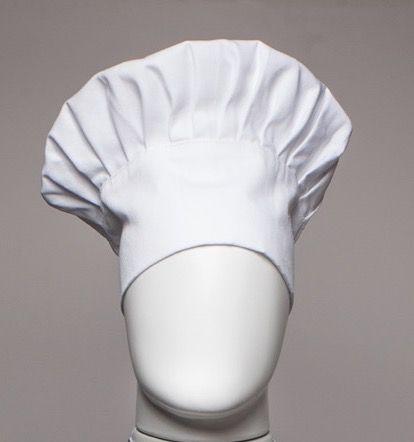 Conjunto: 01Dólmã Clássica Unisex personalizada padrão AVANTIS + 01 Chapéu gourmet com velcro Avantis + 01 avental bistrô Avantis + 01 calça pied poule