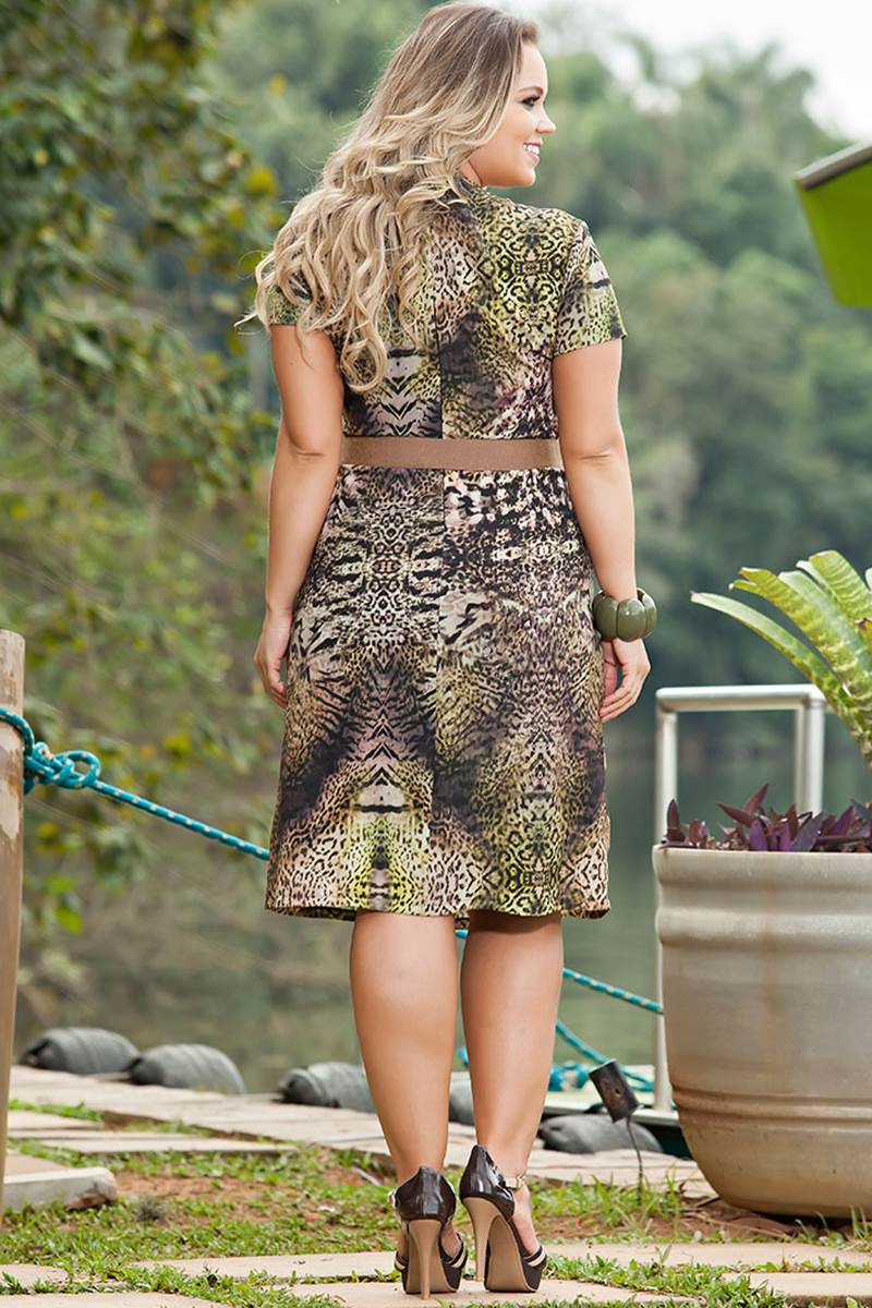 Vestido Kauly Jungle  1746