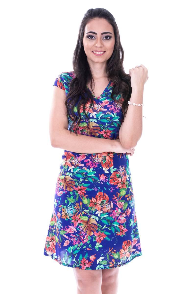 Vestido Modaris Floral 34063