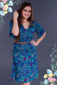 Vestido Modaris Verde 34073