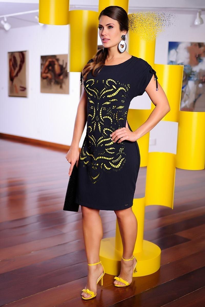 Vestido C�ssia Segeti Laser 996