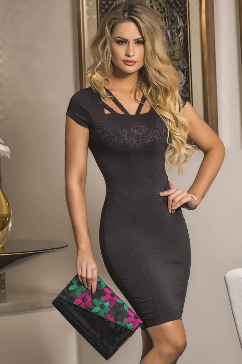 Vestido Mulata Café Hotel de Luxo 4059