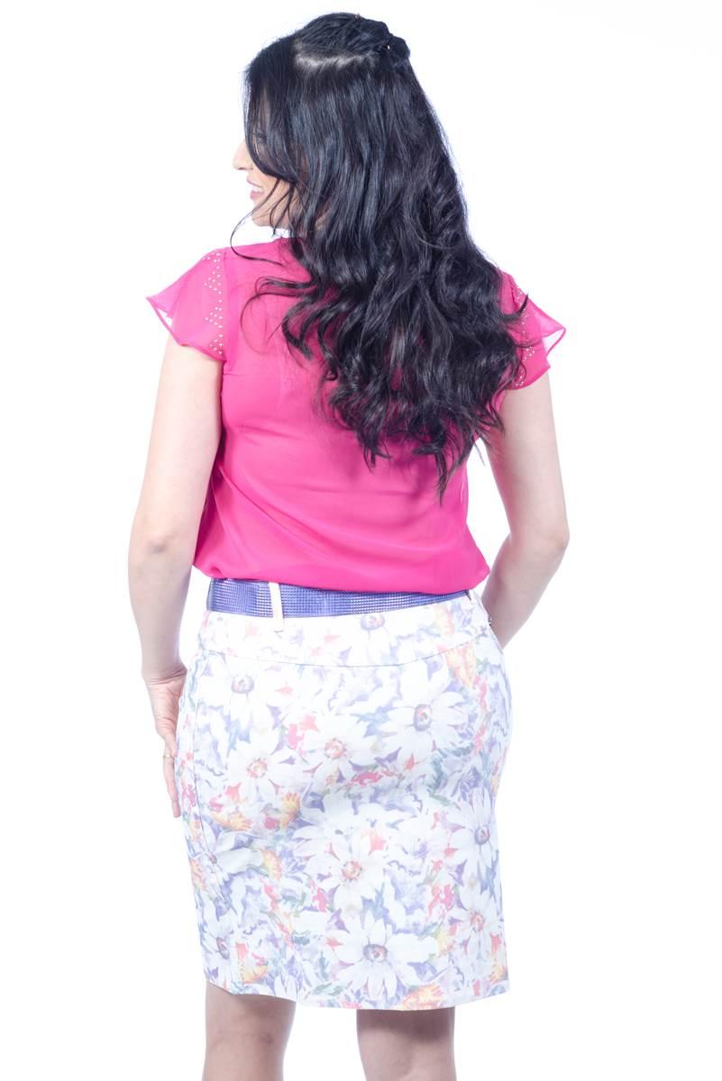Conjunto Monia Rosa 62834 - 62761