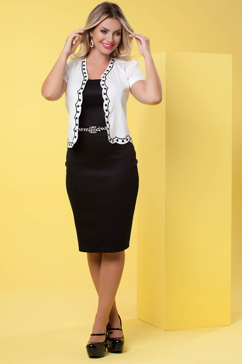 Vestido Bella Heran�a Floripa 6805