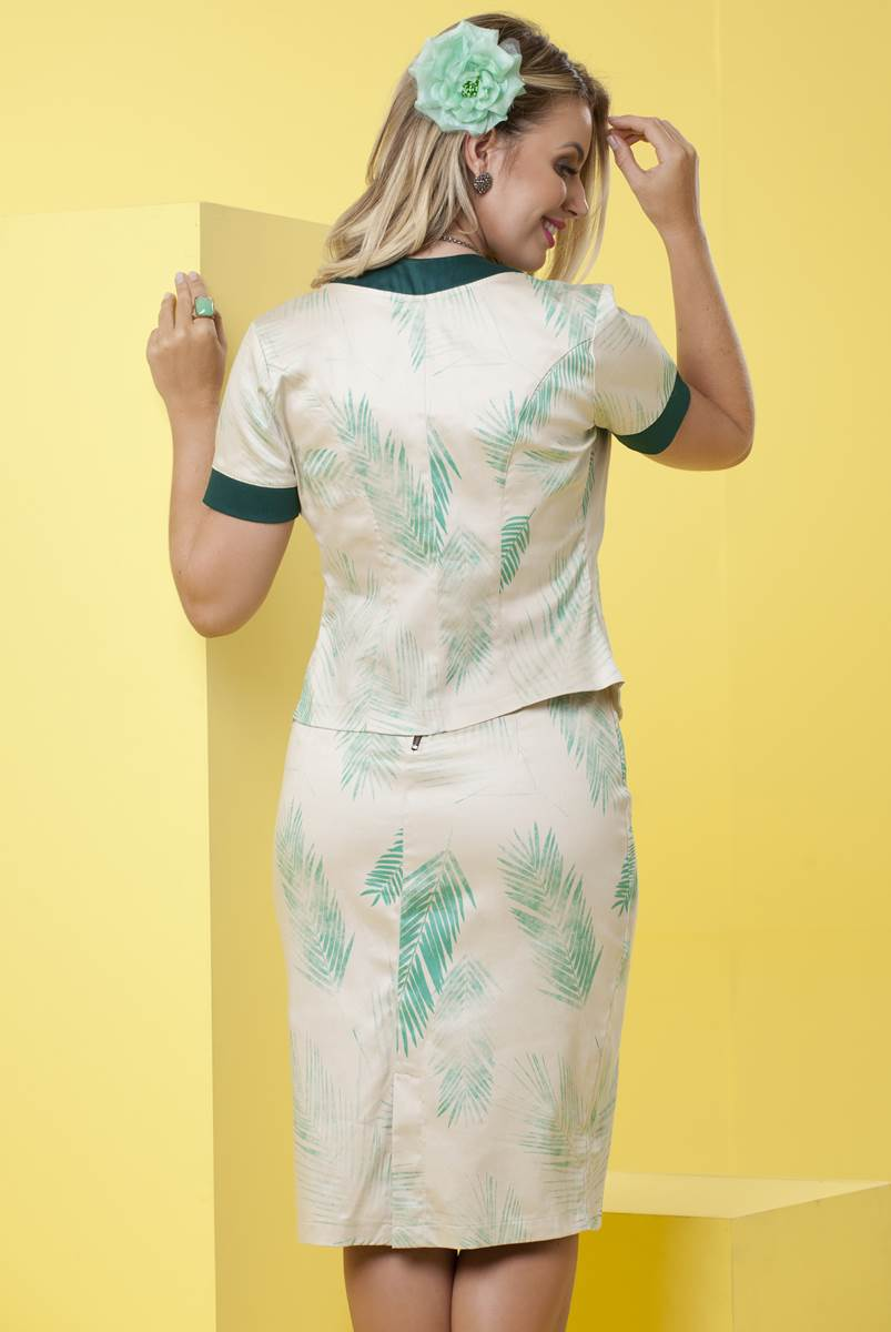 Vestido Bella Heran�a Salvador 6814