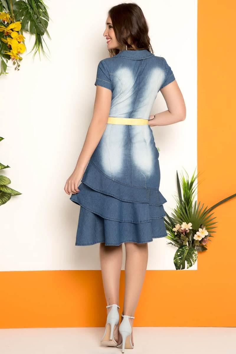 Vestido Raje Glamour 13130