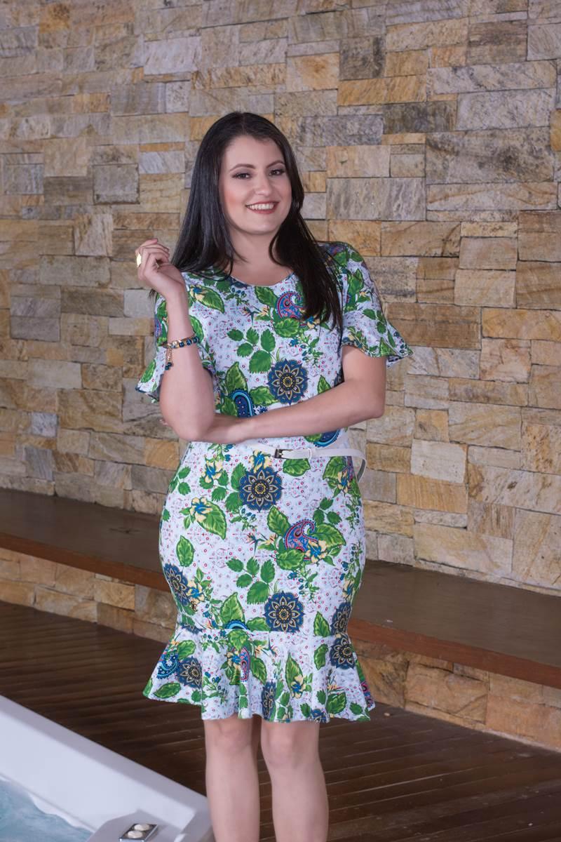 SC122 Vestido Mirian Simmone Carvalho