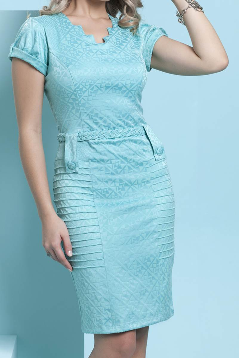 Vestido Bella Herança Spandex 6944