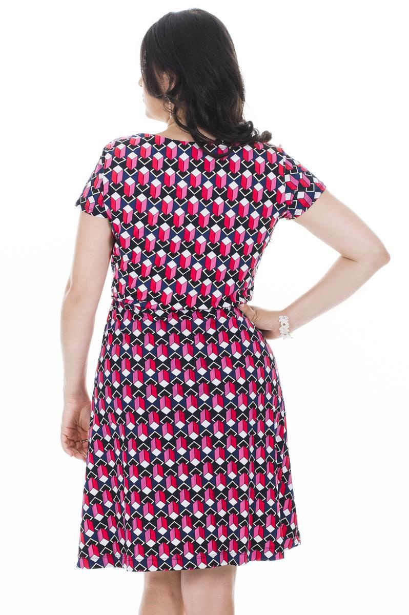 Vestido Eliane BY Simmone Carvalho  SC121B