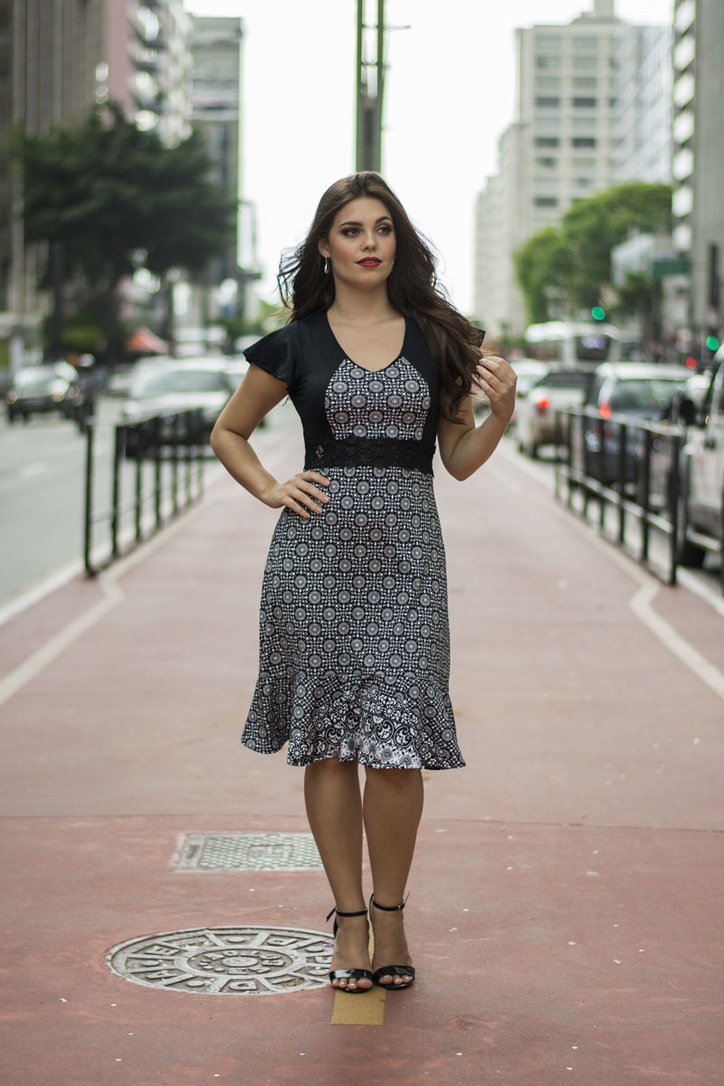 Vestido Essence SC155