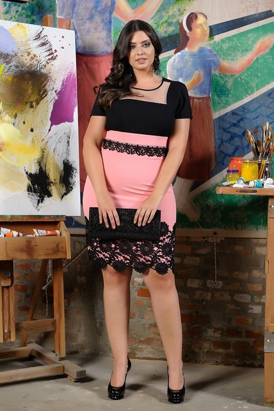 Vestido Luna Cássia Segeti 1037