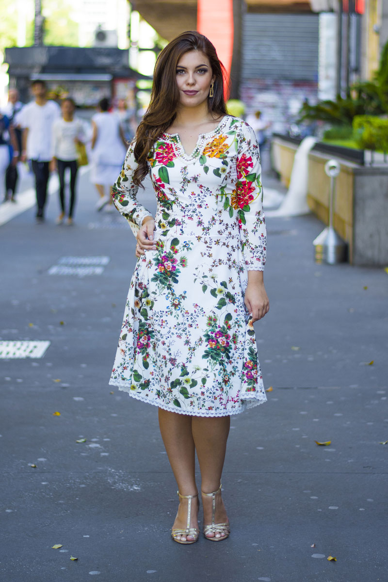 Vestido Ana Simmone Carvalho - SC1