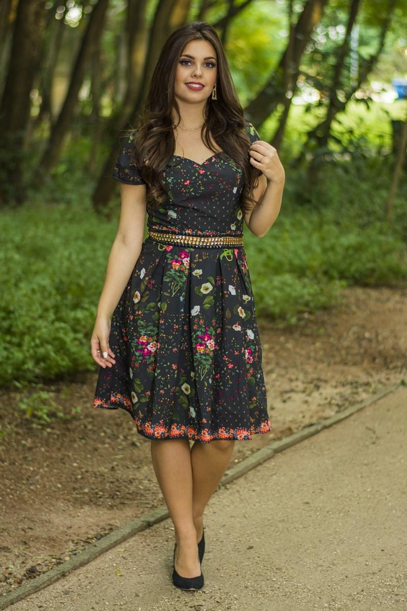 Vestido Fabiana Simmone Carvalho - SC8