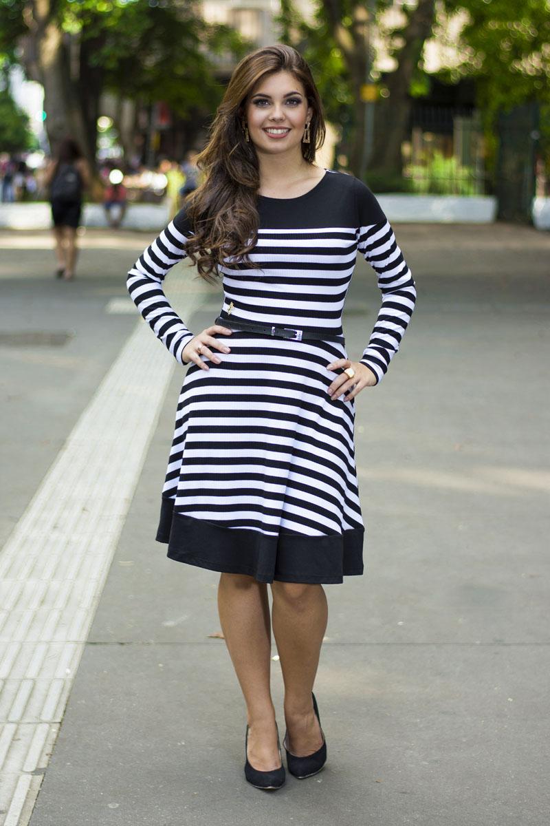 Vestido Bianca Simmone Carvalho - SC10