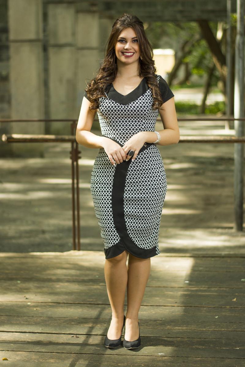 Vestido Irina Simmone Carvalho - SC14