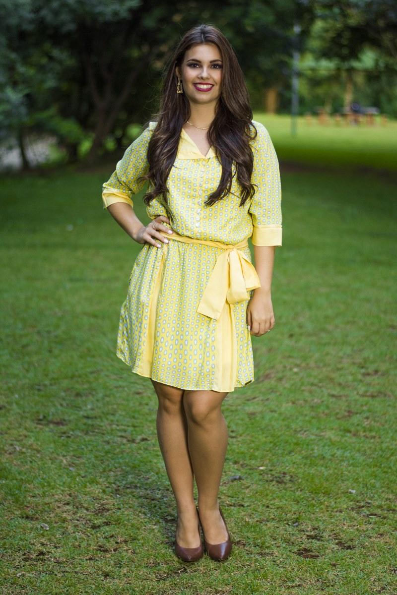 Vestido Laura Simmone Carvalho - SC17