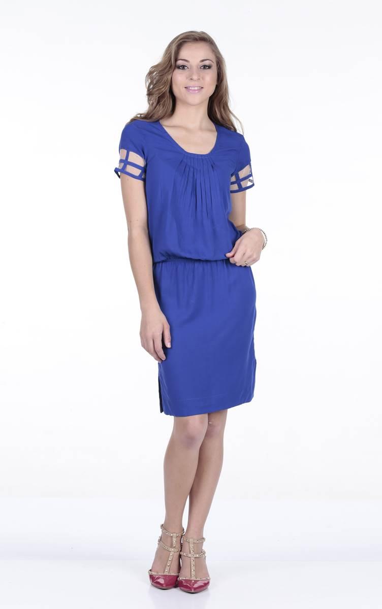 Vestido Ella's Princesa Elsa Azul 11274