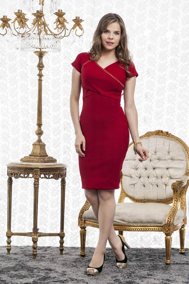 Vestido Bella Heranca Bandagem 5720