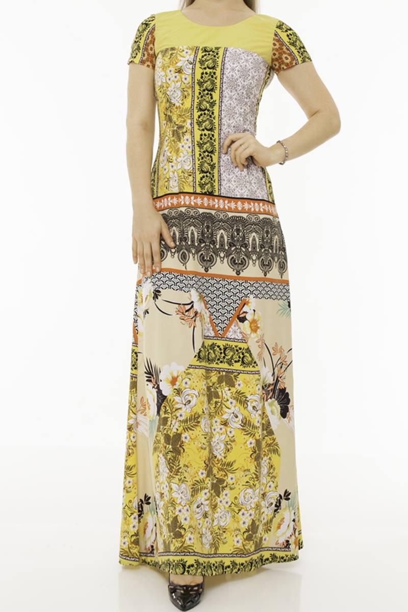 Vestido Raje Digital 12380