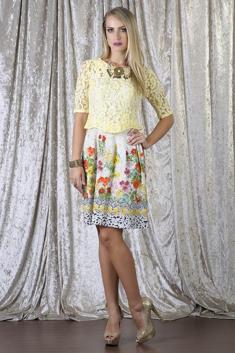 Vestido Kauly Limosine 1623