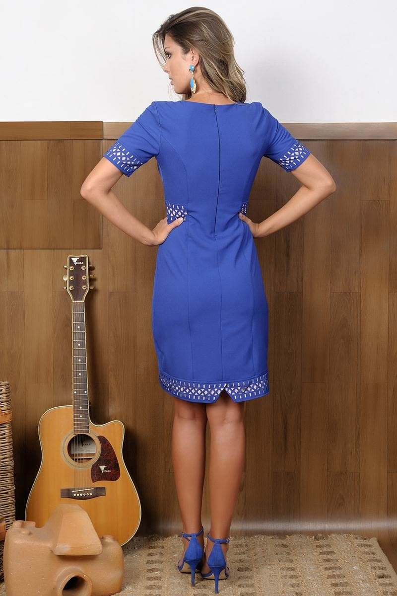 Vestido C�ssia Segeti Clave 912
