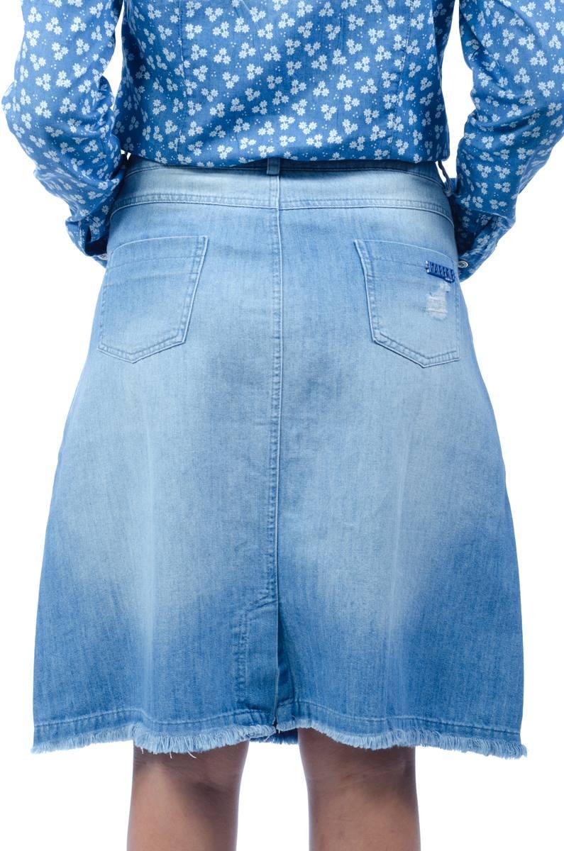 Saia Kabene Jeans Retro 4793