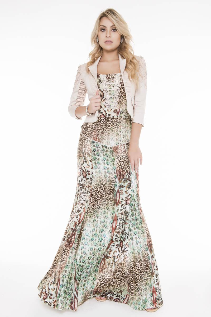 Vestido Carla Fascinius 8617