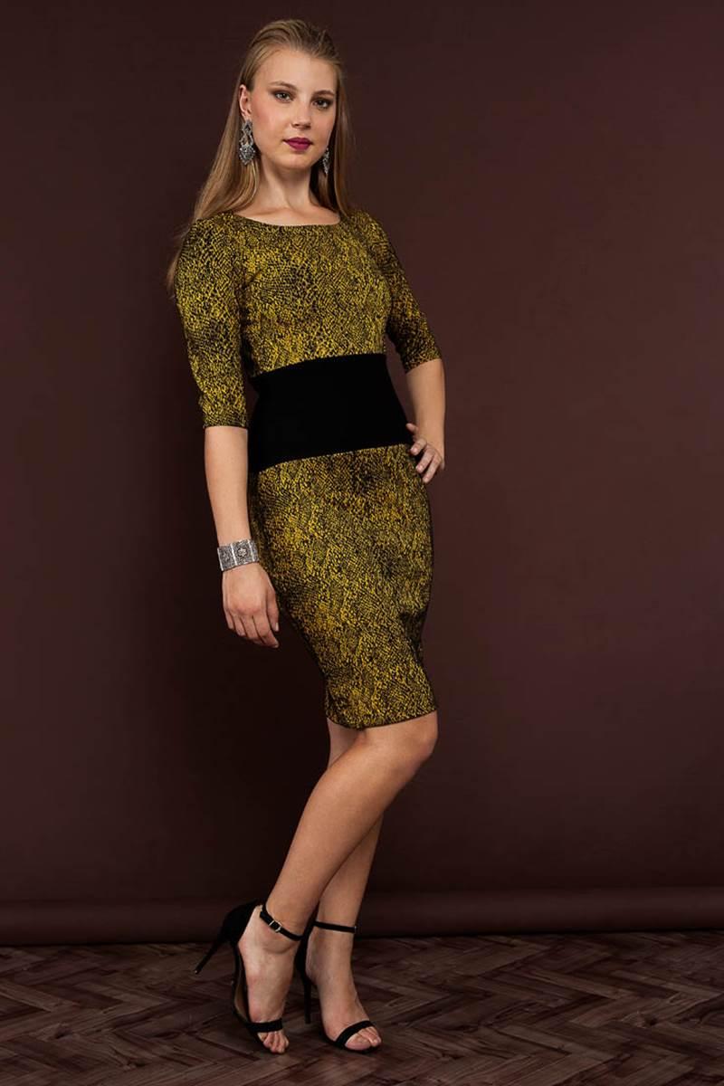 Vestido Raje Outono Florestal 12665