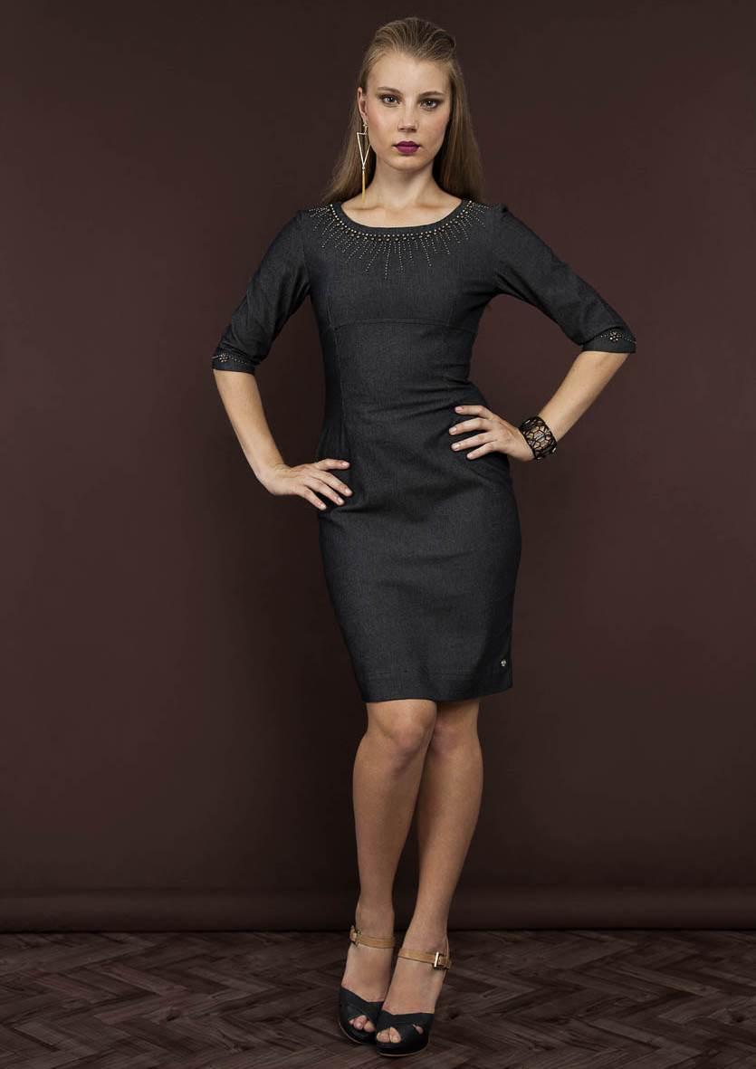 Vestido Raje Outono Puro Luxo 12685