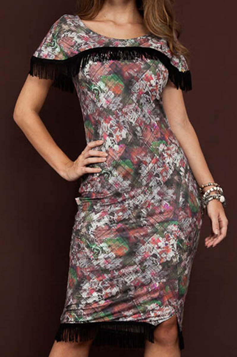 Vestido Raje Outono Cigana 12710
