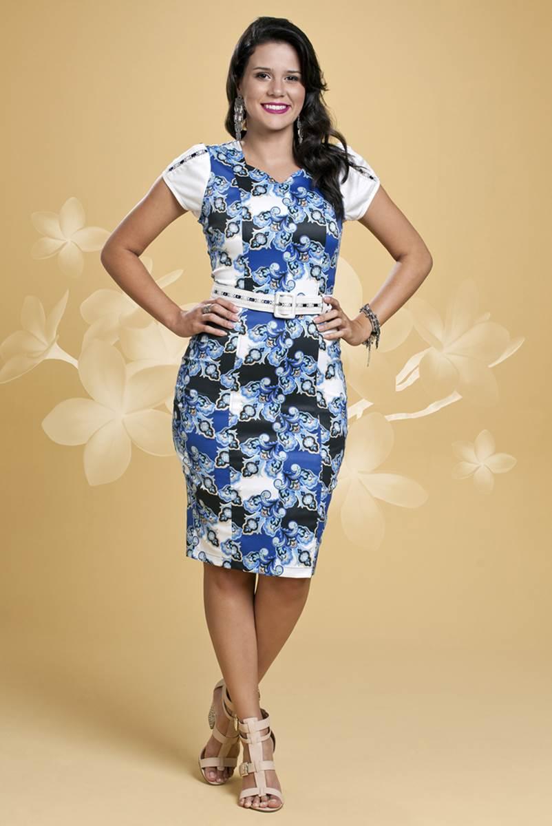 Vestido Bella Heran�a Mariah Carey 6323