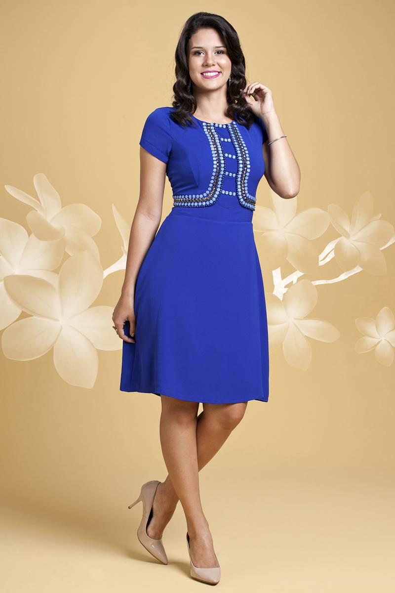 Vestido Bella Heran�a Giovanna Antonelli 6326