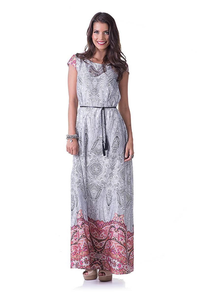 Vestido Monia Carol 10692