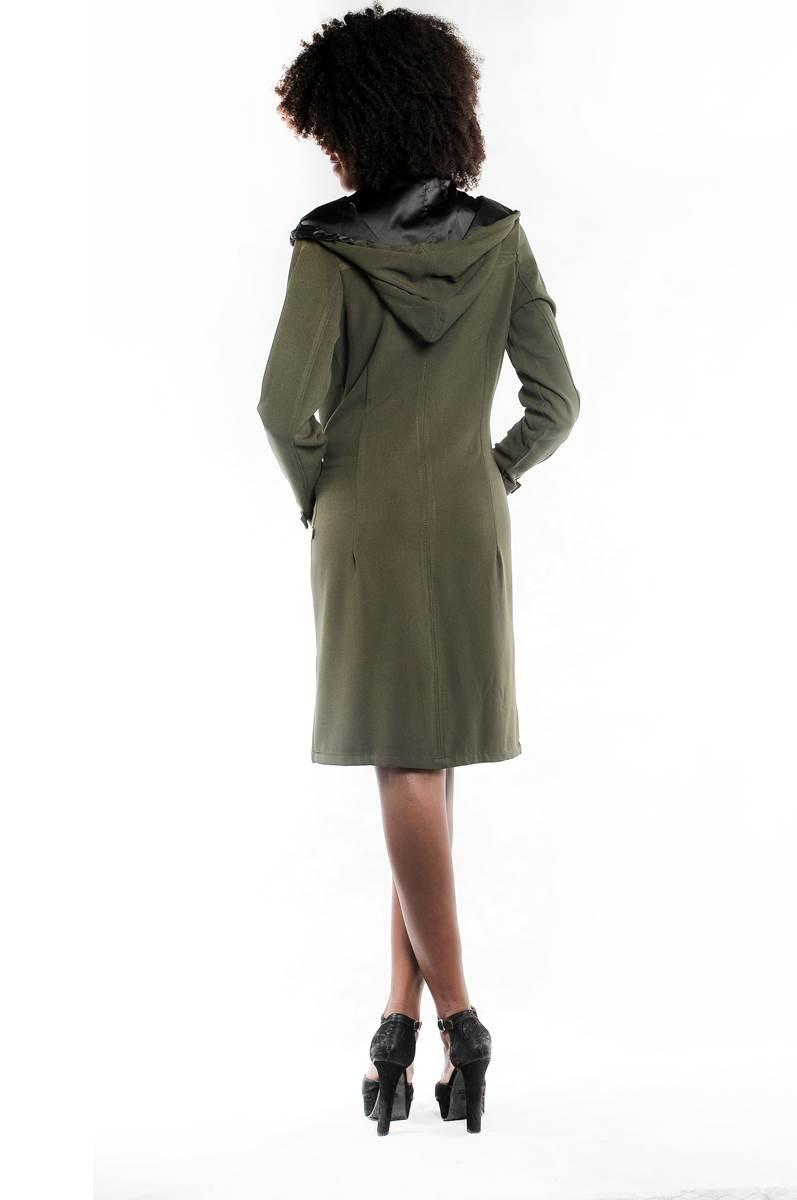 Vestido Sobretudo Kabene 3135