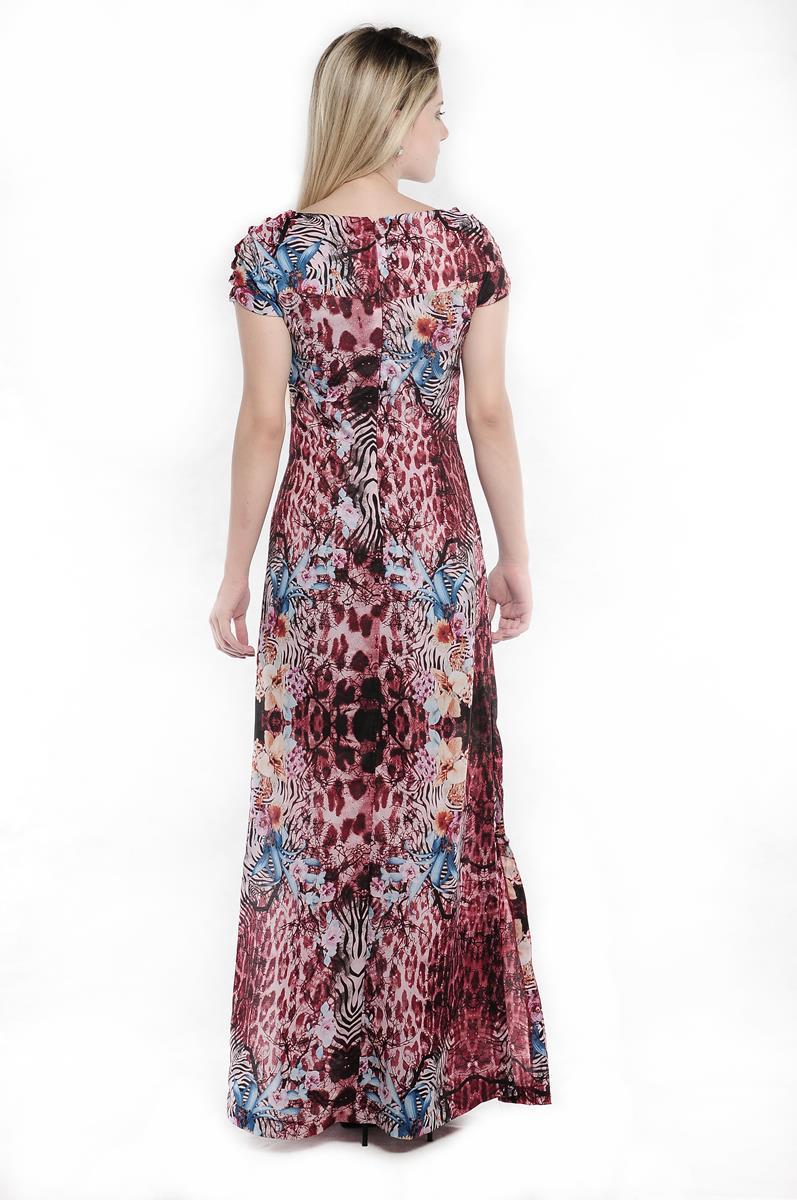 Vestido Kauly Longo 1478