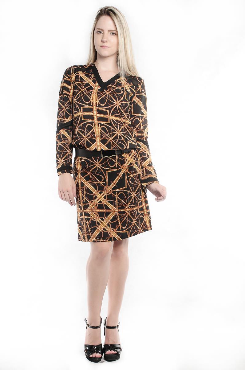 Vestido Kabene Luana 4531