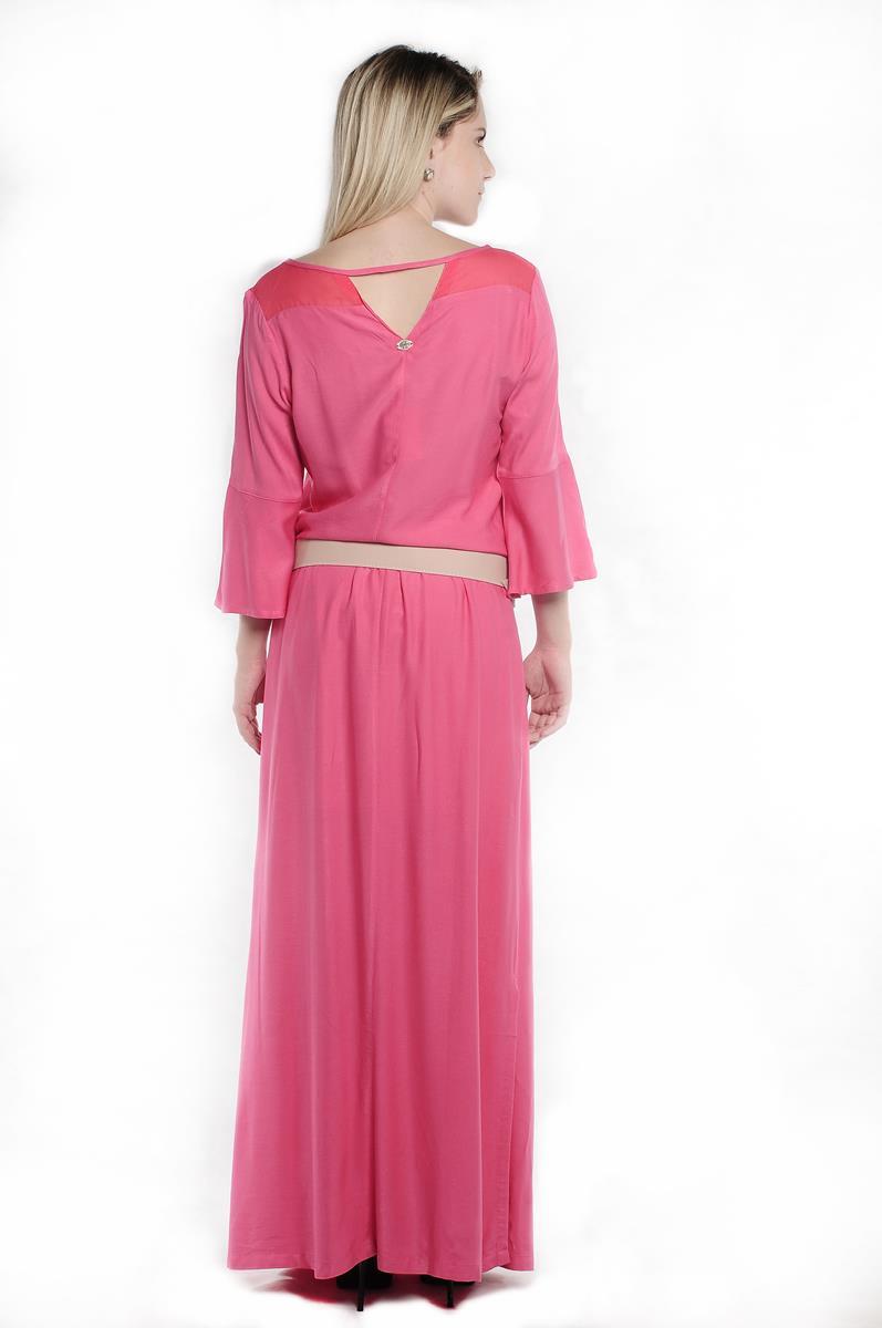 Vestido Kabene Pink 4640
