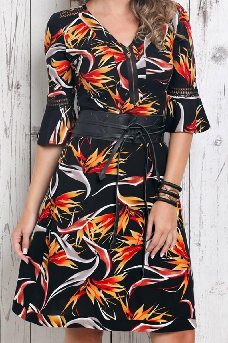 Vestido Bella Herança Amor Eterno 6401