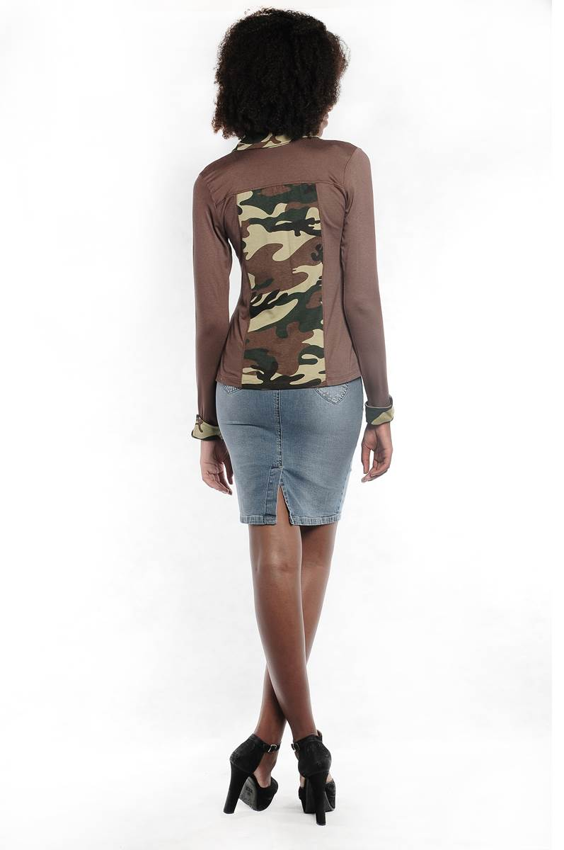 Saia Jeans Kabene 4031/1