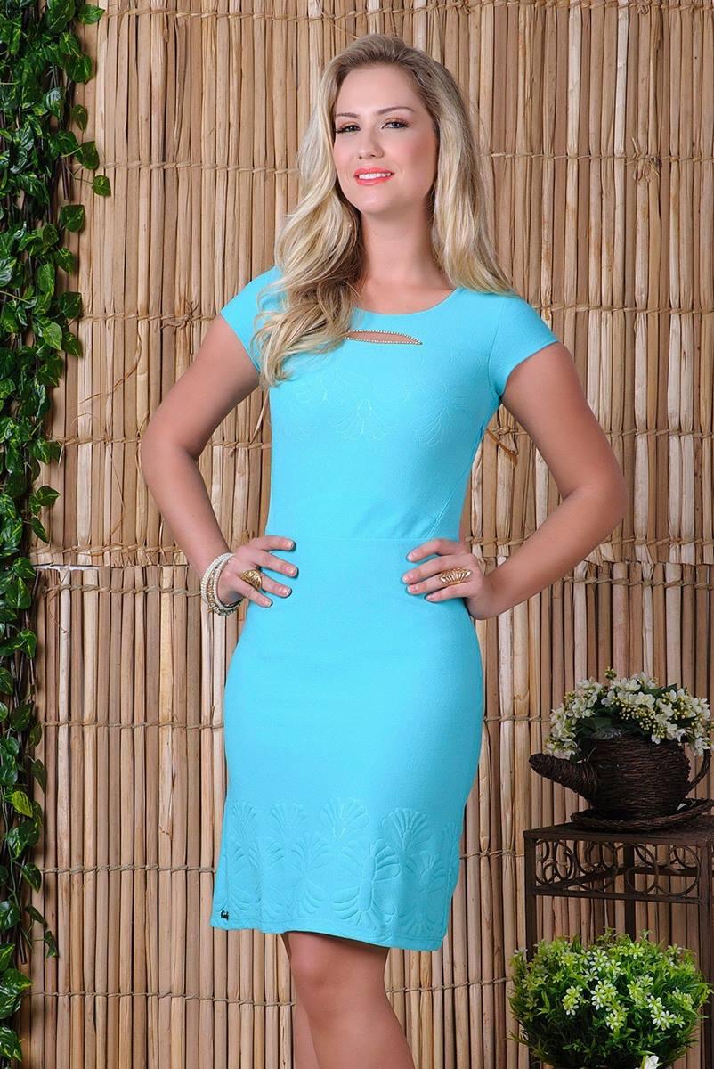 Vestido Kauly Azul 1531
