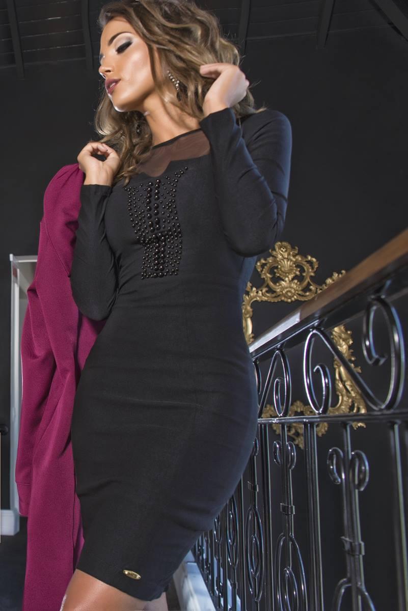 Vestido Mulata Café Rainha Melody 3045