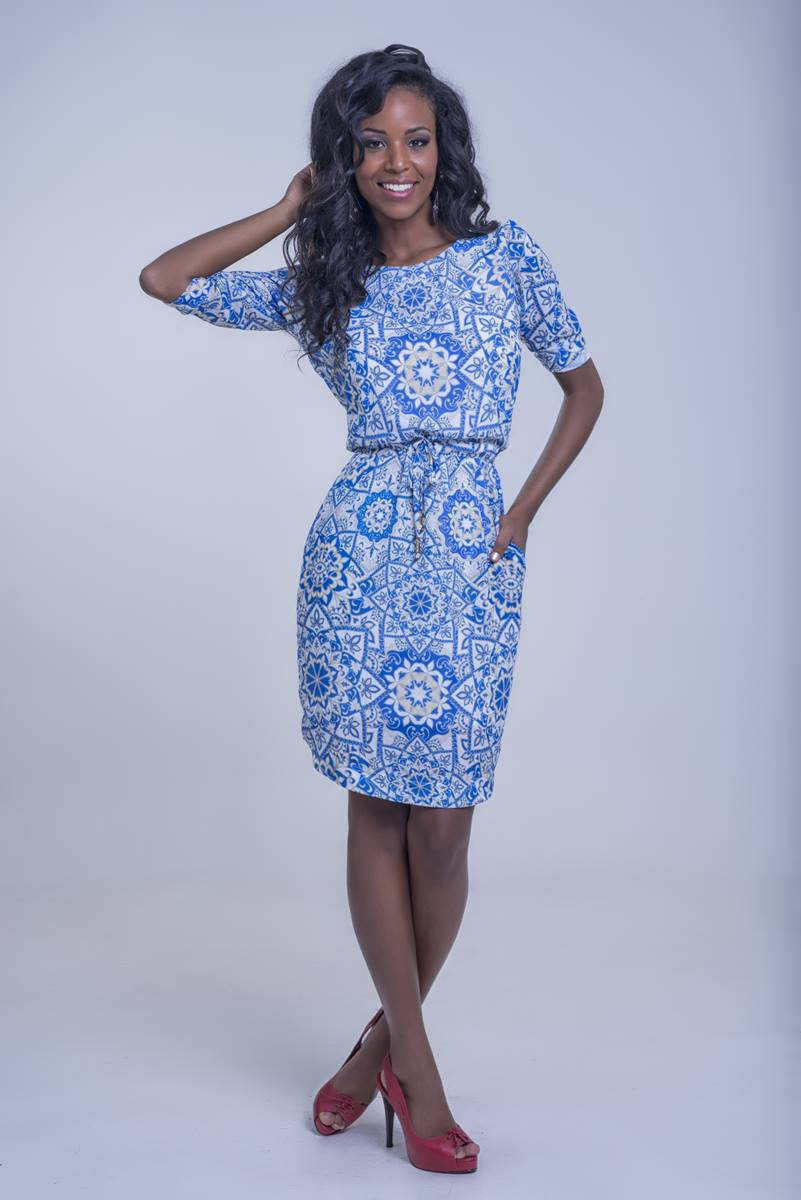 Vestido Clarisse Mulata Caf� 3044