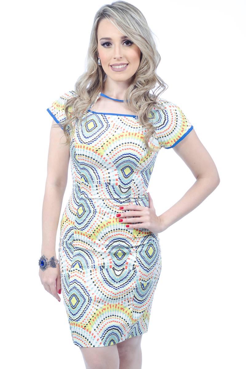 Vestido Luma Mulata Caf� 10001